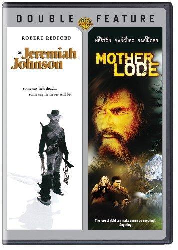 Jeremiah Johnson / Mother Lode (DBFE) (DVD)