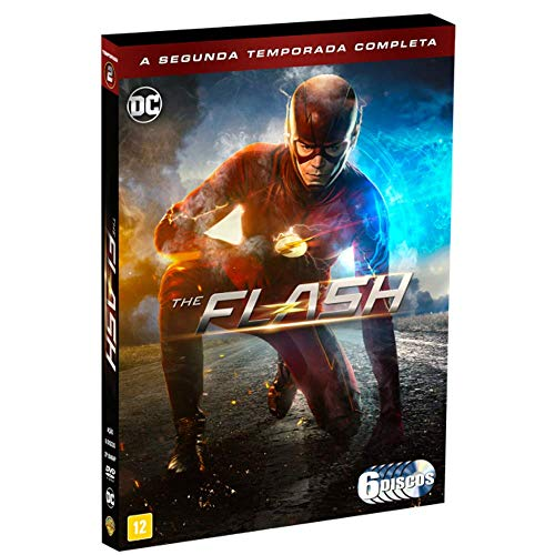 The Flash 2A Temporada (Dvd)