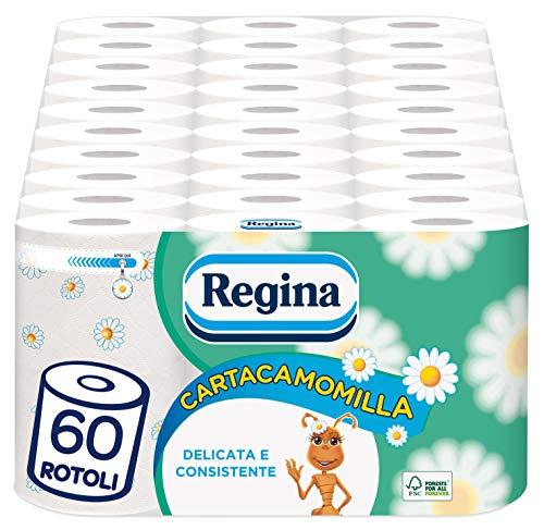 Regina Toilettenpapier, 60 Rollen