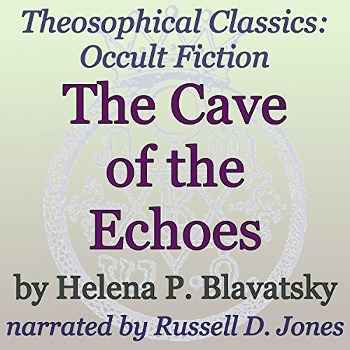 The Cave of the Echoes audiobook cover art