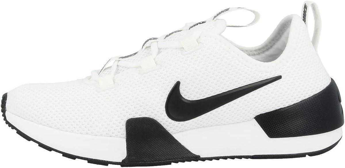 Nike Women's Ashin Modern Running Shoe (9.5 M US, Summit White/Black)