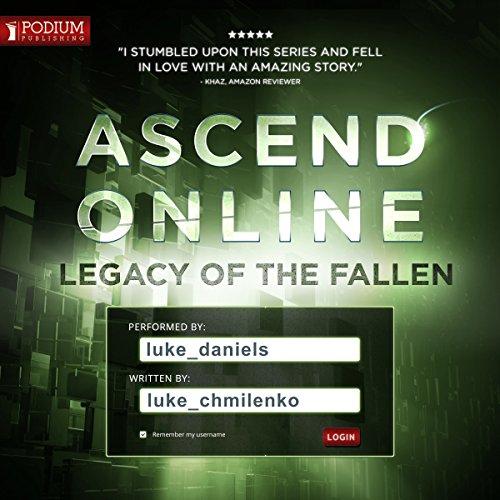Ascend Online, Book 3 - Luke Chmilenko