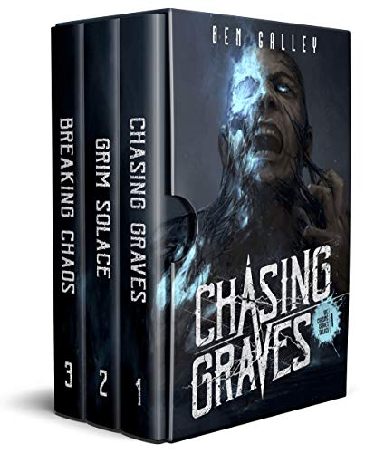 The Chasing Graves Trilogy Box Set: A Complete Dark Fantasy Series (English Edition)