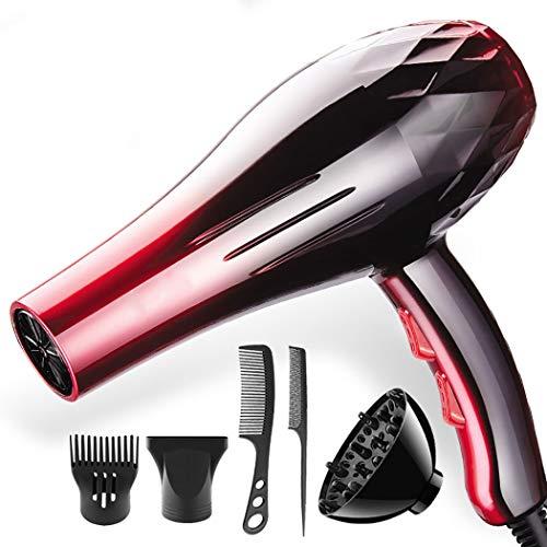 BAIYI 2200W Froid Et Chaud Vent Sèche-Cheveux Sèche-Cheveux Séchoir Outils De Cheveux pour Salons Et À La Maison