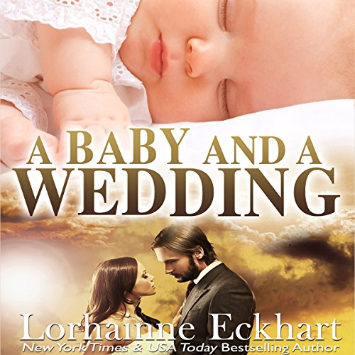 A Baby and a Wedding audiobook cover art