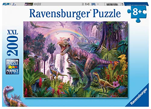 Ravensburger Puzzle - Paese dei Dinosauri Puzzle 200 XXL, 12892 1