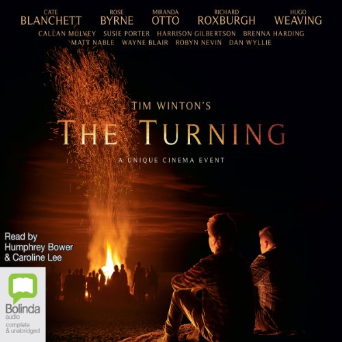 The Turning Audiobook By Tim Winton cover art