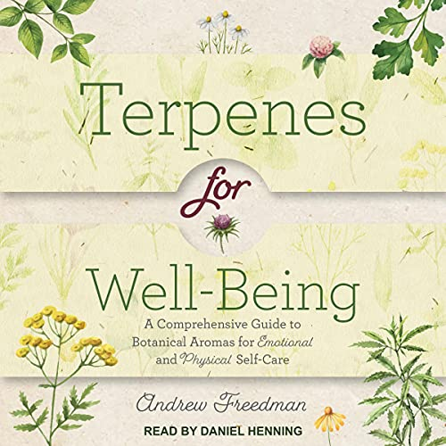 『Terpenes for Well-Being』のカバーアート