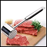 Generic Meat Tenderizers & Pounders Multifunction Beef Pork Chicken Beater Meat Hammer Mallet Stainless Steel Kitchen Tools