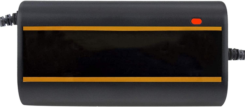 MISTLI (72V / 48V) 30AH Adaptador De Batería De Plomo, Cargador De Scooter Eléctrico, Carga Rápida, Protección contra Sobretensiones, Apagado Automático