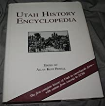 utah encyclopedia