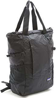(パタゴニア)PATAGONIA LW Travel Tote Pack 22L トラベルトートバッグ 3way対応 Black [並行輸入品]