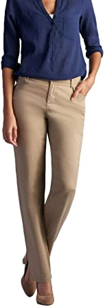 Lee Women's Relaxed-Fit All Day Pant