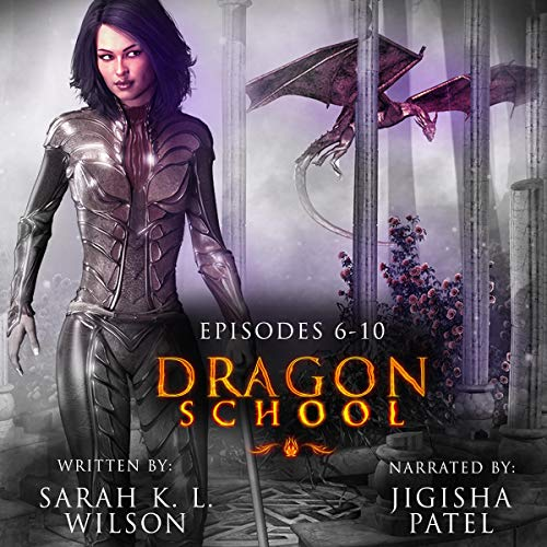 Dragon School, Books 6-10 audiobook cover art