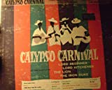 Calypso Carnival (With Famous Names) 10' LP
