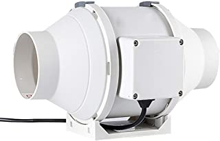 manrose 4 inch standard bathroom extractor fan