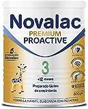 NOVALAC Proactive 3 - Preparado Lácteo de Crecimiento Infantil de 1 a 3 Años - 1 Unidad, 800 gr