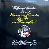 Mozart: Sonaten und Serenaden für Flöte und Hammerflügel [Vinyl LP] [Schallplatte]