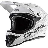 O'Neal 0627-012 3SRS Adult Helmet Flat (Flat White, SM)