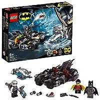 LEGO 76118 Universe Super Heroes Produkttitel fehlt - wird nachgereicht, DC Batman – Batcycle-Duell mit Mr. Freeze, Bauset, mehrfarbig
