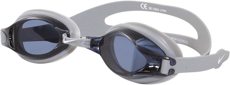 Nike Super sale period limited Men's Deluxe Chrome Swim Goggle