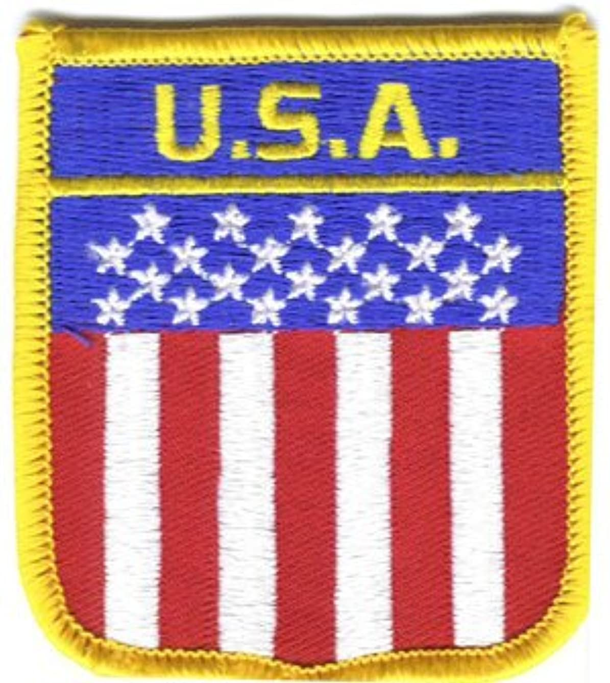 Flagline USA - Country Shield Patch
