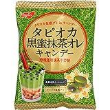 Nobel Brown Sugar Matcha Coffee Au Lait Tapioca Milk Tea Hard Candy, 3.1 Ounce