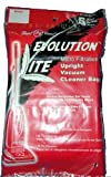 Evolution Lite Upright Model DCC-658 Vacuum Cleaner Bags