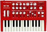 Arturia MicroBrute SE Analog Synthesizer RED + Analog Lab 2 software...