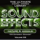Sound Effects: Nature & a 2