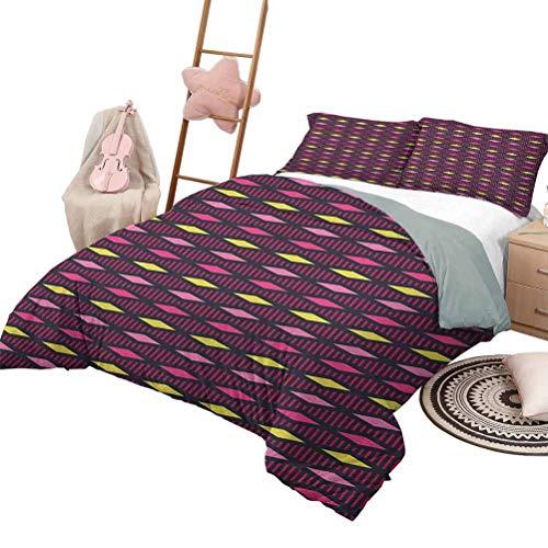 Bonamaison Paños de Cocina Estampados, 100% algodón, paños de Cocina, paños de Cocina y paños para Limpiar y secar rápidamente, tamaño: 40 x 65 cm