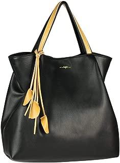 ESPE Angel Vegan Leather Handbag with Flower Charm