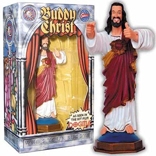 Statue de Tableau de Bord Buddy Christ