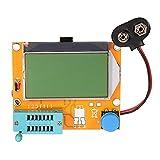 ILS - LCR-T4 12864 LCD Graphical Transistor Tester Resistance Capacitance ESR SCR Meter