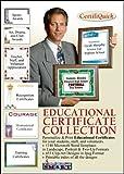 ScrapSMART - CertifiQuick - Educational Certificate - Software Collection - Jpeg & Microsoft Word files [Download]