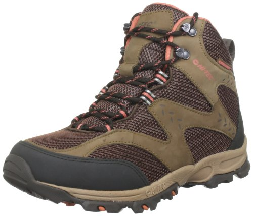 Hi-Tec Hi-Tec Wyoming Wp, Damen Stiefel, Braun - Sand/Brown/Corals - Größe: 41.5 (8 UK)