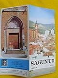 FOLLETO TURÍSTICO: SAGUNTO - VALENCIA (Tourist brochure)