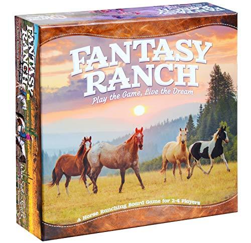 Fantasy Ranch Board Game