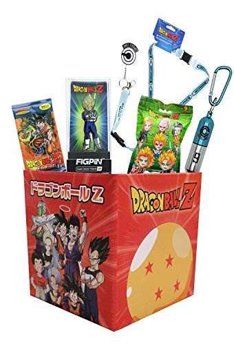 Dragon Ball Z LookSee Box Version 2 | Dragon Ball Z Themed Collectibles