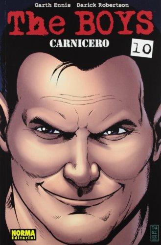 THE BOYS 10  CARNICERO (CÓMIC USA)