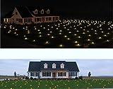 Lawn Lights Illuminated Outdoor Decoration, LED, Christmas, 36-10, Cool White (Renewed)