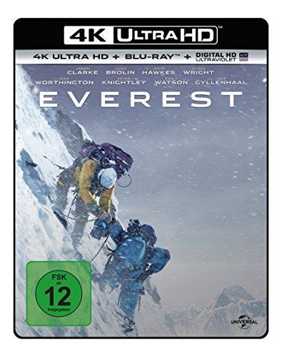 Everest (4K Ultra HD) (+ Blu-ray)