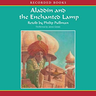 Aladdin and the Enchanted Lamp cover art