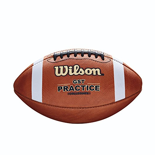 Wilson GST-P3 Practice Football (EA)