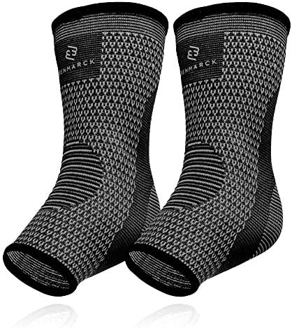 Achilles Tendon Support Brace Plantar Fasciitis Sock Ankle Compression Sleeve For Running Tendonitis product image