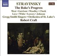 Igor Stravinsky: The Rake's Progress by Orchestra of St. Luke's (2009-05-26)