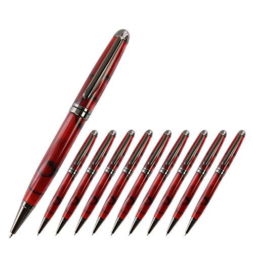Legacy Woodturning, European Pen Kit, Many Finishes, Multi-Packs