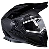 509 Delta R3 Carbon Fiber Ignite Helmet (Black Ops - 2X-Large)