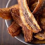 süssundclever.de® Minibananen getrocknet Bio | 1 kg | Premium Qualität: hochwertiges Naturprodukt | plastikfrei abgepackt in ökologisch-nachhaltiger Bio-Verpackung | Bananen - 6