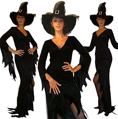 Maylynn 10964 - Costume d'halloween Nimue - sorcière - Gothique - Medium